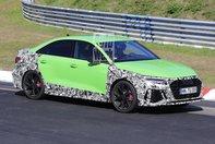 Audi RS3 Sedan - Poze spion