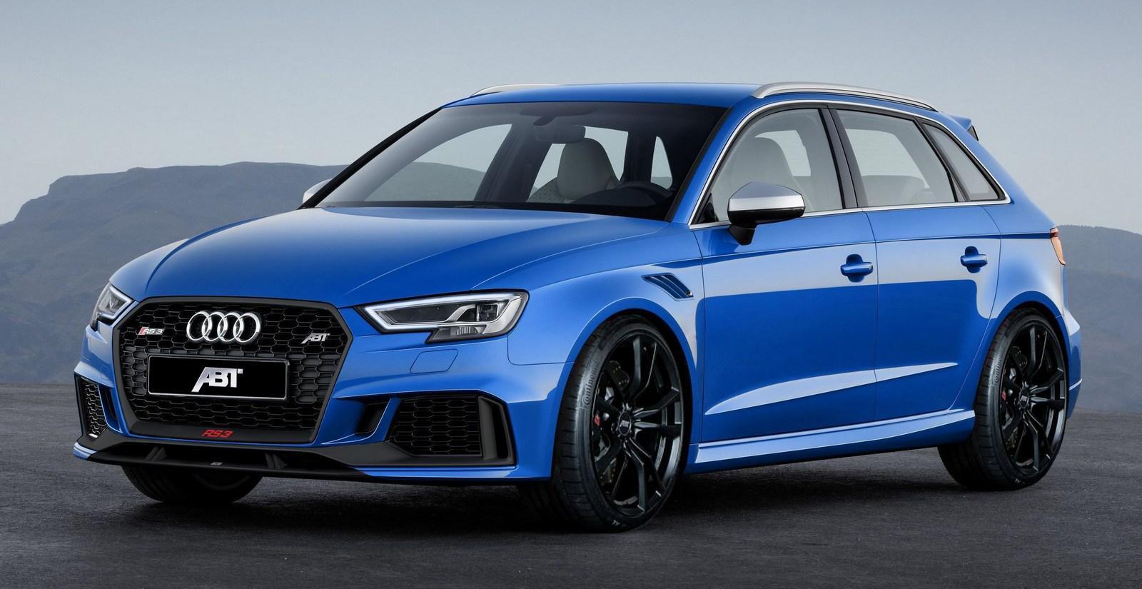 Audi RS3 Sedan si Sportback de la ABT - Audi RS3 Sedan si Sportback de la ABT