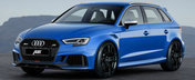 ABT si-a pus mintea cu Audi-ul RS3. Cat au scos nemtii din cel mai puternic motor de serie cu cinci cilindri din lume