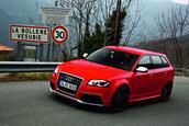 Audi RS3 Sportback in Monaco