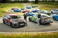 Audi RS3 - Teaser