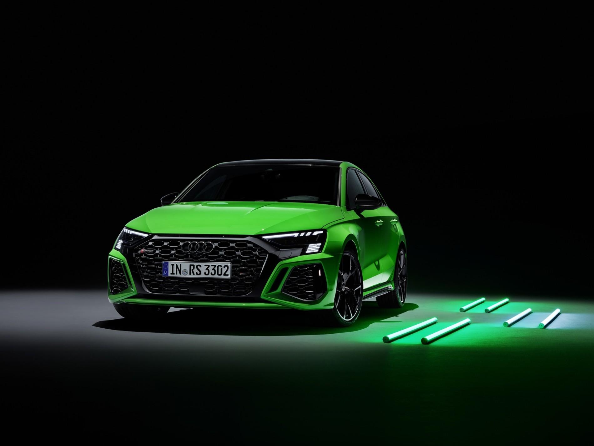 Audi RS3 - Audi RS3