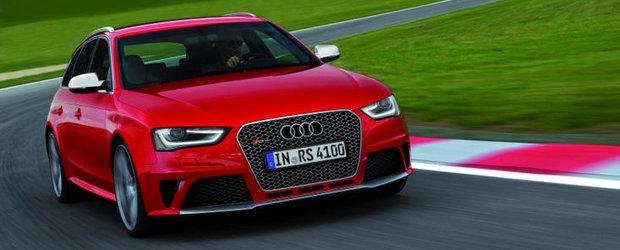 Audi RS4 Avant - Automobilul nostru sport, cel de toate zilele