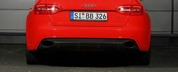 Audi RS4 Avant cu 625 CP sub capota: Reteta unui tuning de 29.950 de euro