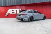 Audi RS4 de 510 CP