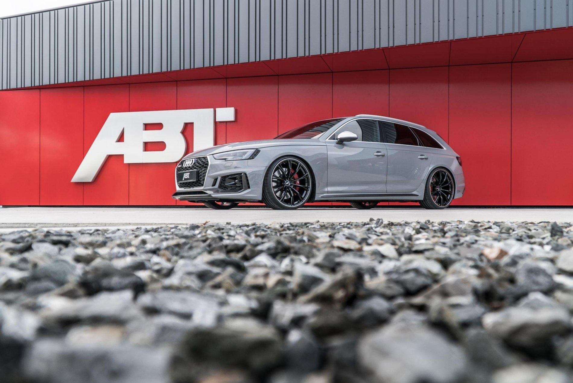 Audi RS4 de 510 CP - Audi RS4 de 510 CP
