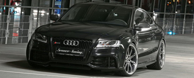 Audi RS5 by Senner Tuning - Putere si stil in acelasi pachet