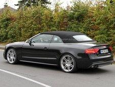 Audi RS5 Cabrio - Poze Spion