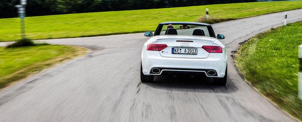 Audi RS5 Cabriolet by ABT: Senzatii tari, in aer liber, la 290 km/h