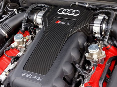 Audi RS5 Convertible by Senner Tuning