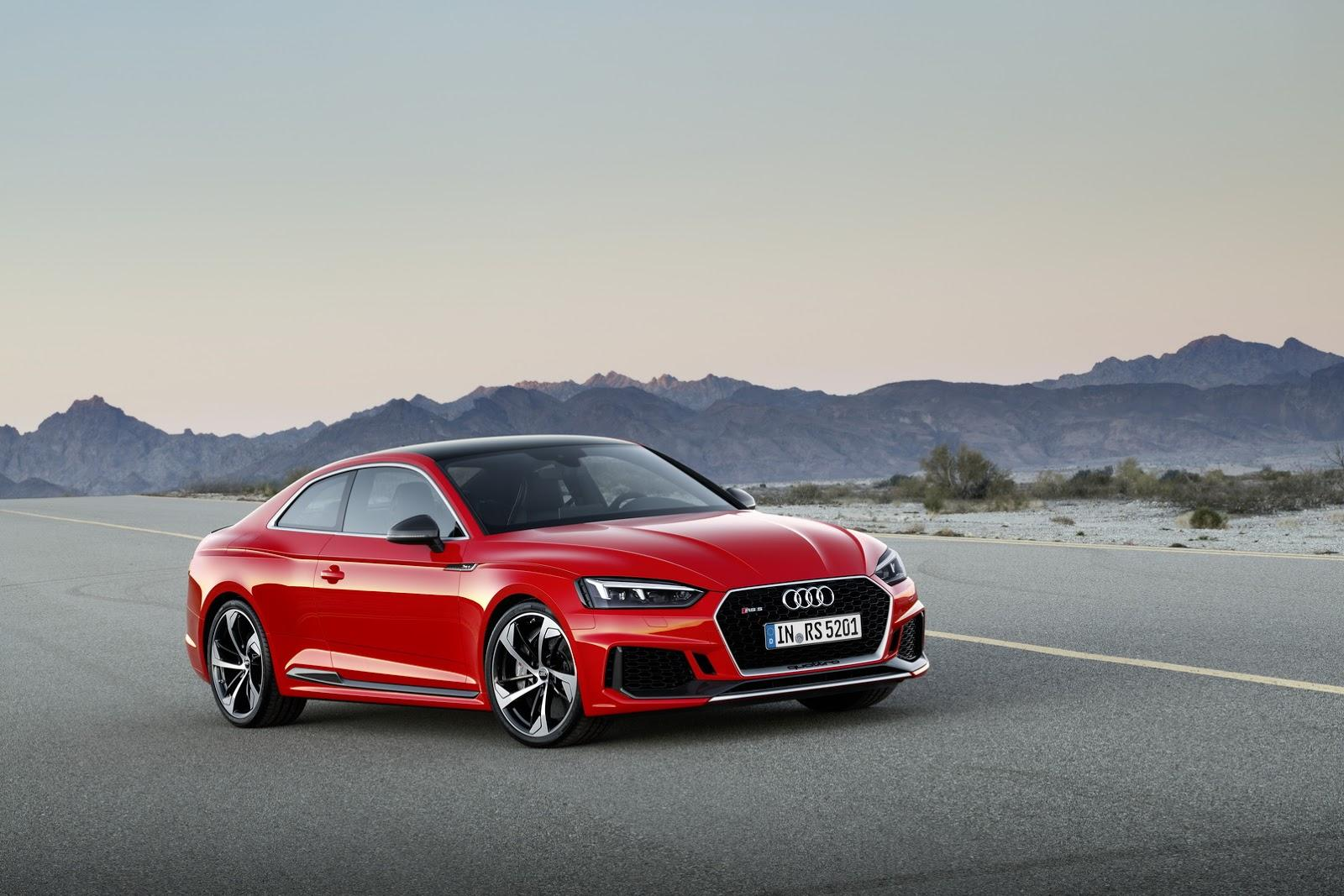 Audi RS5 Coupe - Audi RS5 Coupe