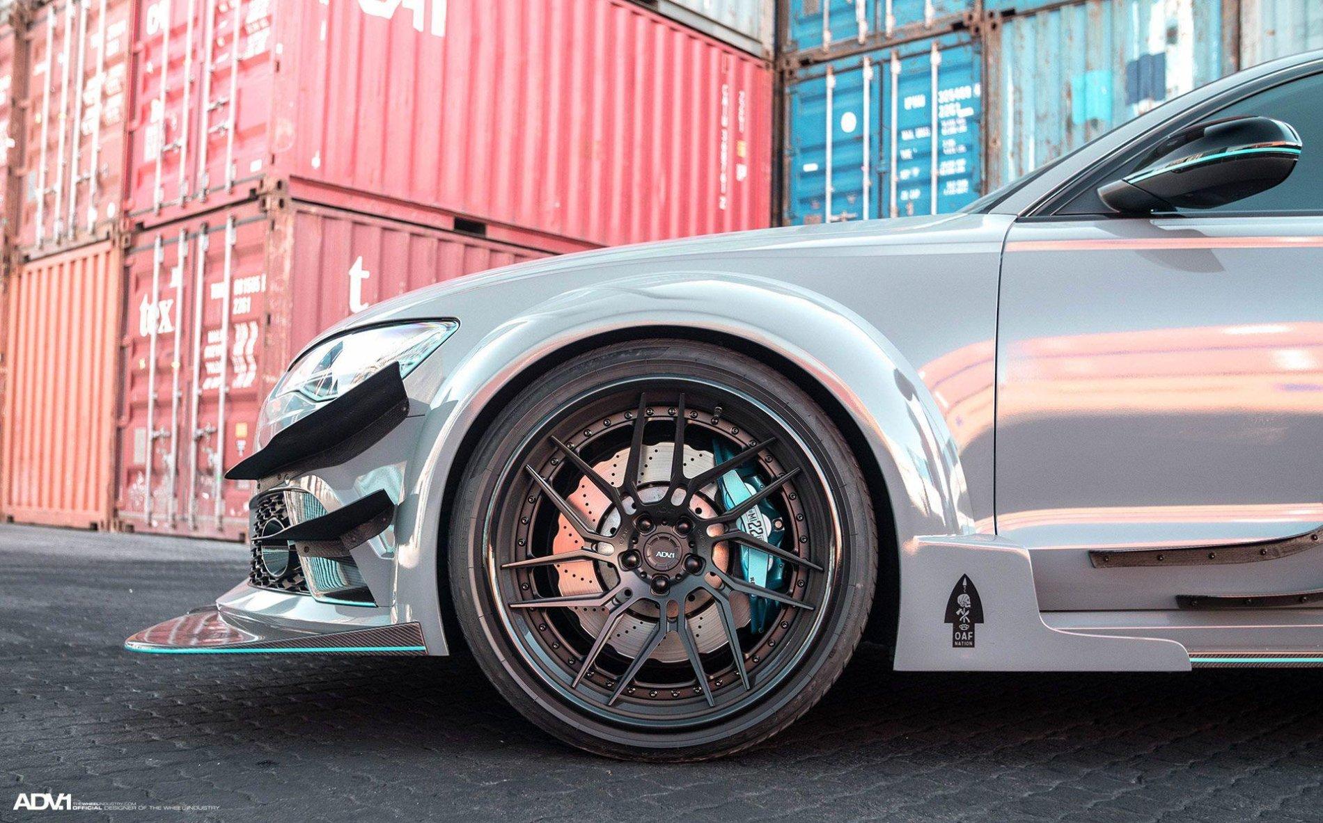 Audi RS6 Avant DTM Style - Audi RS6 Avant DTM Style