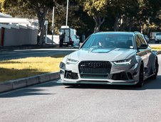 Audi RS6 Avant DTM Style