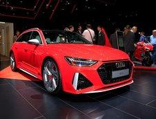 Audi RS6 Avant la Frankfurt