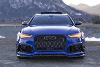 Audi RS6+ Avant Performance Nogaro Edition