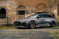 Audi RS6 de la Keyvany