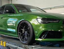 Audi RS6 Sedan de 800 CP