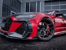 Audi RS7 de la Keyvany