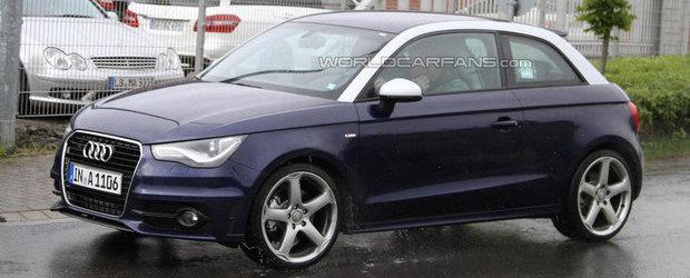 Audi S1 debuteaza anul viitor