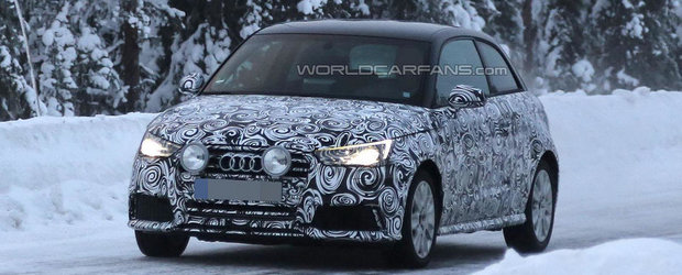 Audi S1 debuteaza in martie, la Salonul Auto de la Geneva