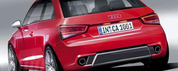 Audi S1 iese la lumina in cadrul Salonului Auto de la Paris
