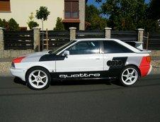 Audi S2 cu motor W12