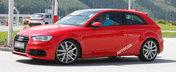 Noul Audi S3 debuteaza la Paris, beneficiaza de 280 cai putere