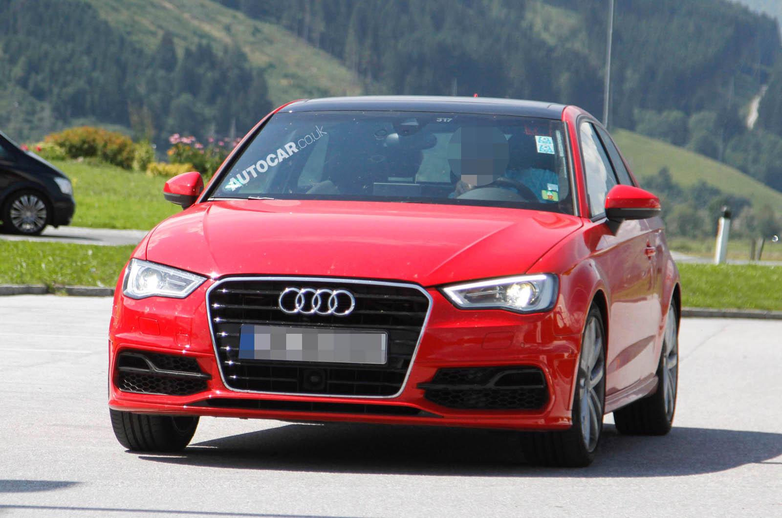 Audi S3 - Poze Spion - Audi S3 - Poze Spion
