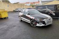 Audi S3 - Primele poze