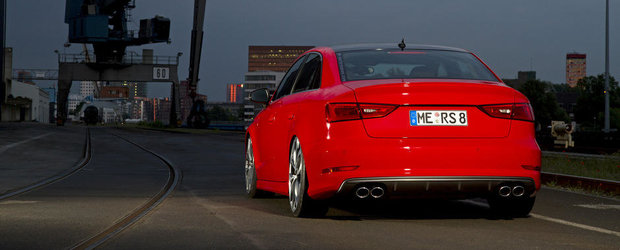 Audi S3 Sedan By SR Performance: Cand mai putin inseamna, de fapt, mai mult