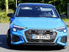 Audi S3 Sedan necamuflat