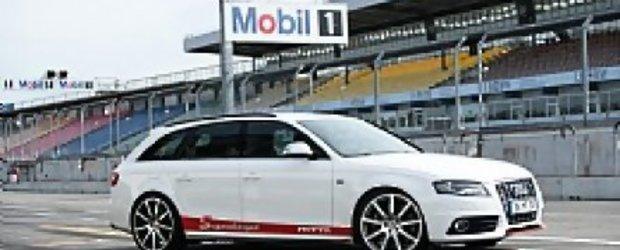 Audi S4 by MTM  430 CP si 515 Nm