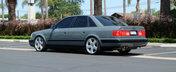 Multi raman uimiti cand afla ca acest Audi din '93 are frane de Lamborghini si turbina Garrett
