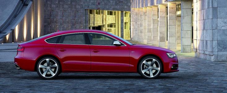 Audi S4 si S5 isi iau ramas bun de la tranmisia manuala