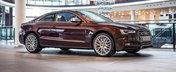 Audi-ul S5 cu exterior Mahogany Mica inspira eleganta si, totodata, sportivitate
