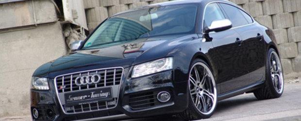 Audi S5 Sportback by Senner Tuning - Daca te multumesti si cu putin...