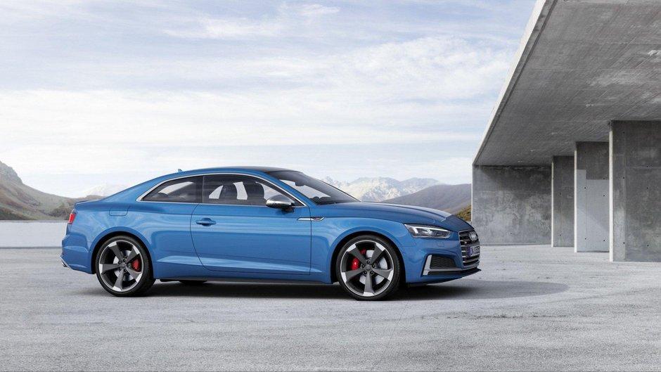 Audi S5 TDI