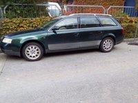Audi S6 2.5 TDI 2001