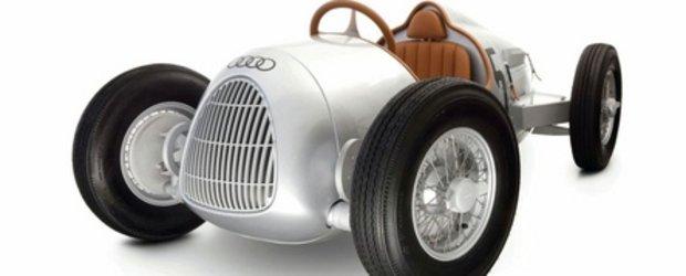 Audi se pregateste pentru Targul International de Jucarii