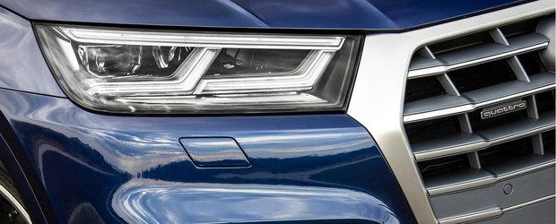Audi si-a facut planurile pe urmatorii ani. Cum vrea marca germana sa detroneze Mercedes
