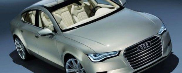 Audi Sportback Concept debuteaza la Detroit