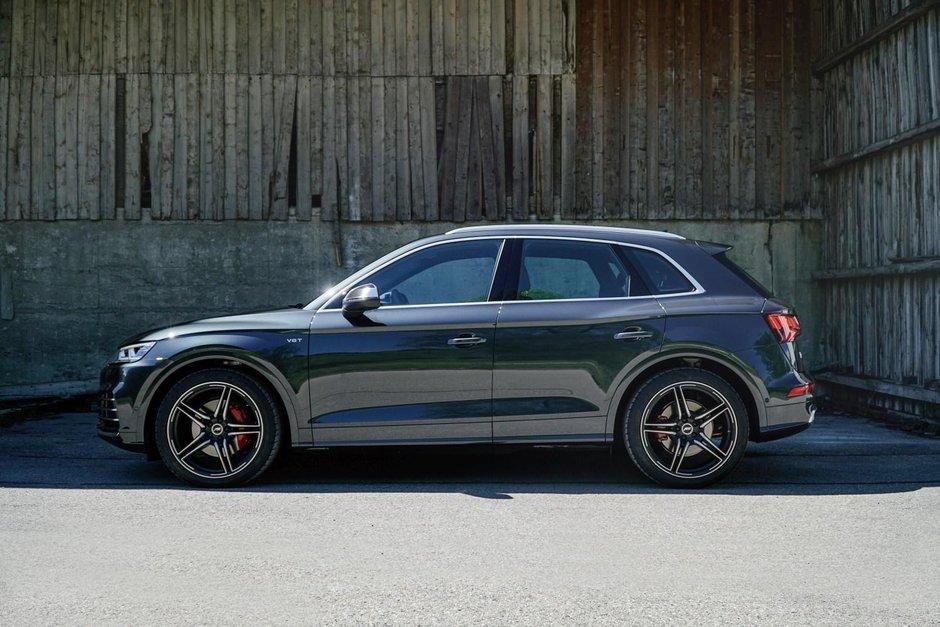 Audi SQ5 de la ABT Sportsline