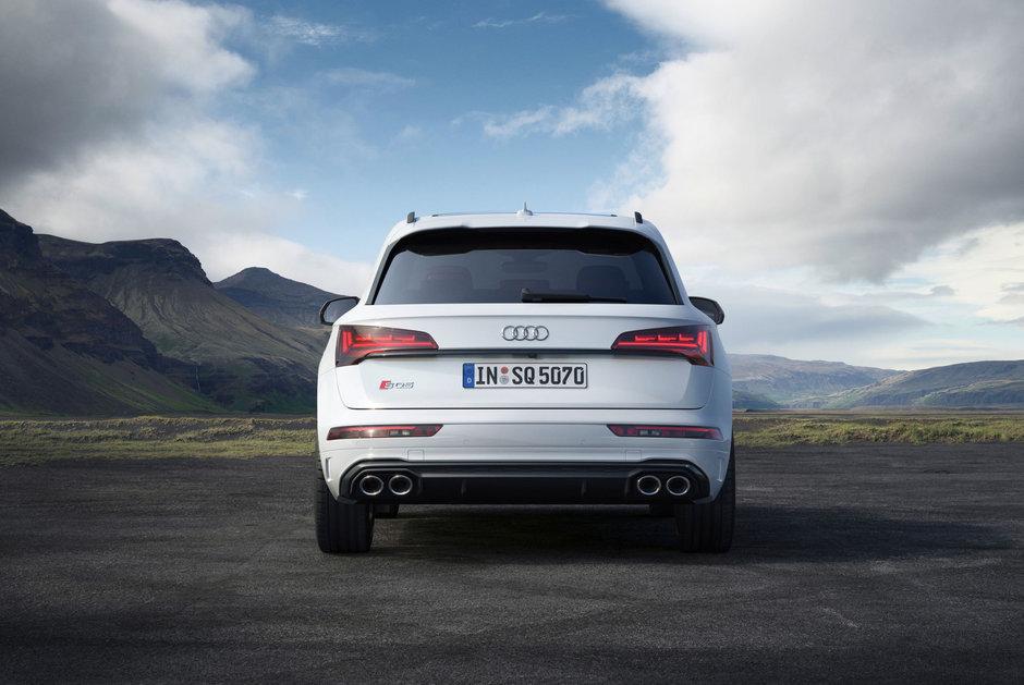 Audi SQ5 TDI Facelift