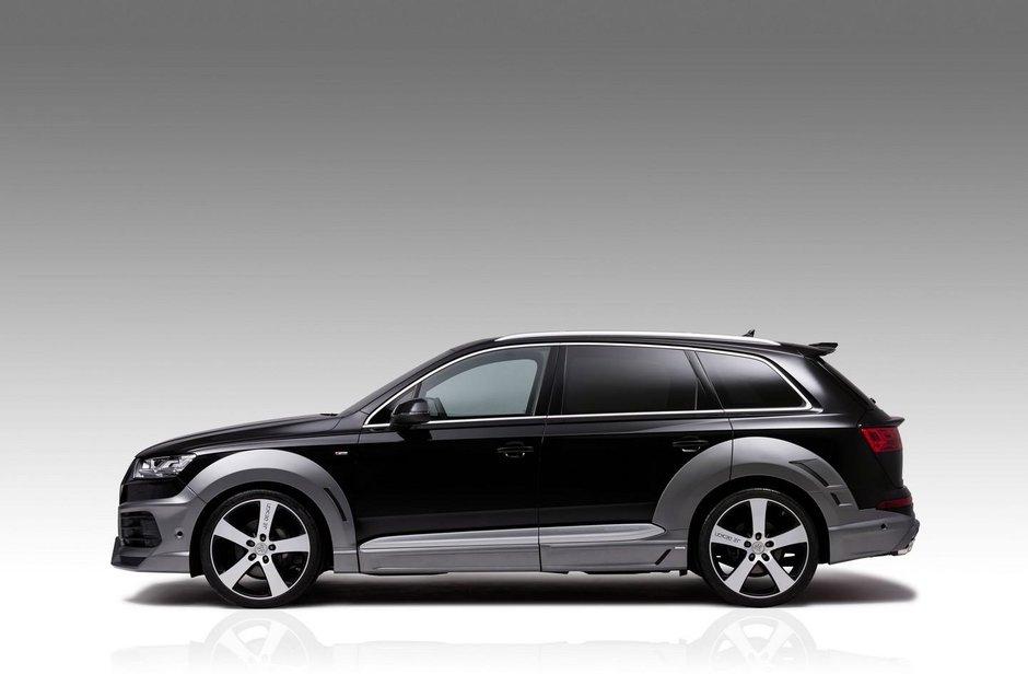 Audi SQ7 TDI de la JE Design