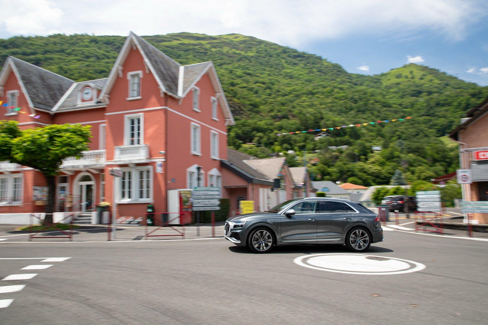 Audi SQ8 - Galerie Foto - Audi SQ8 - Galerie Foto