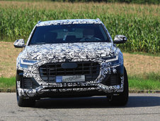 Audi SQ8 - Poze spion