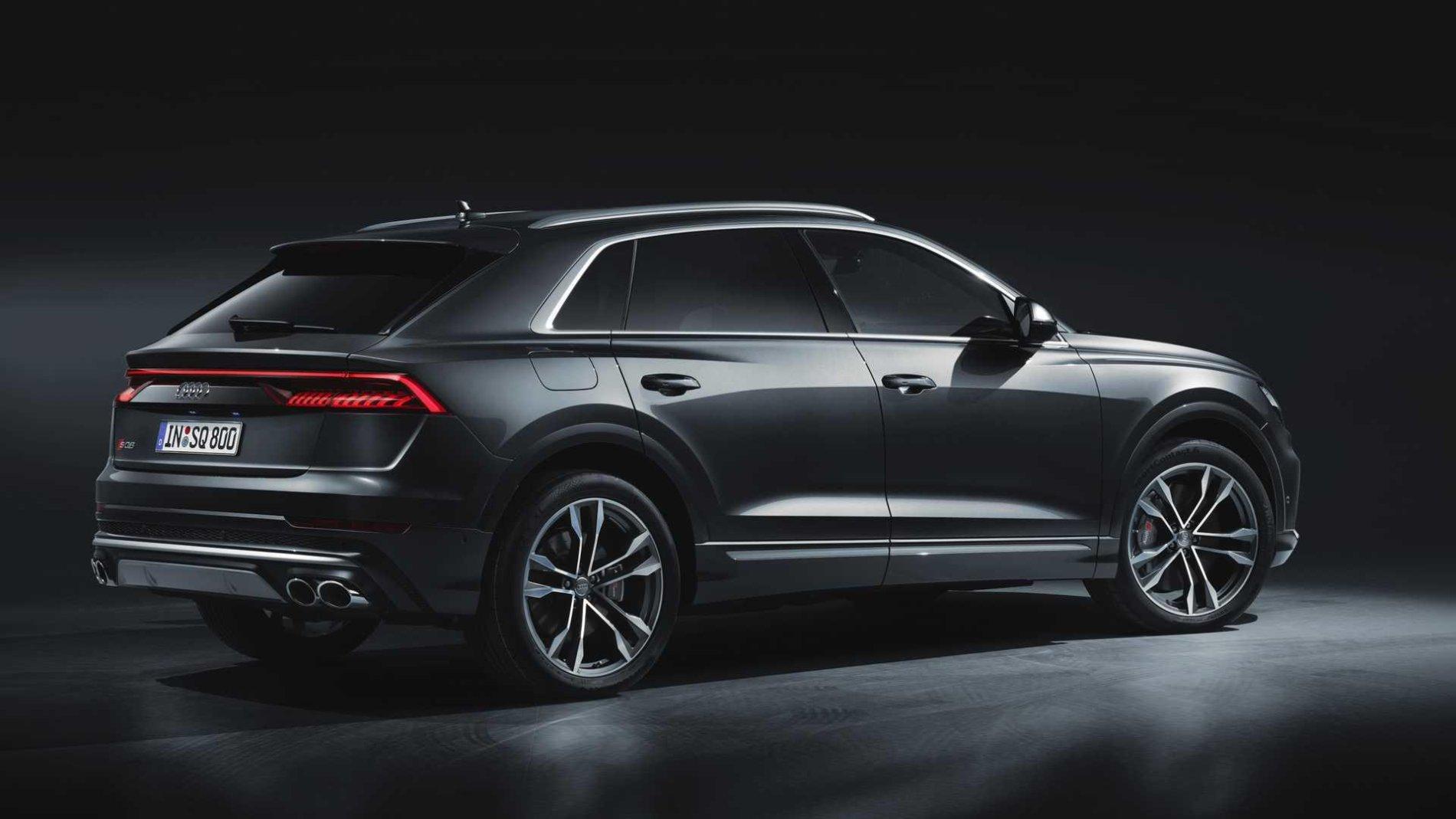 Audi SQ8 - Audi SQ8