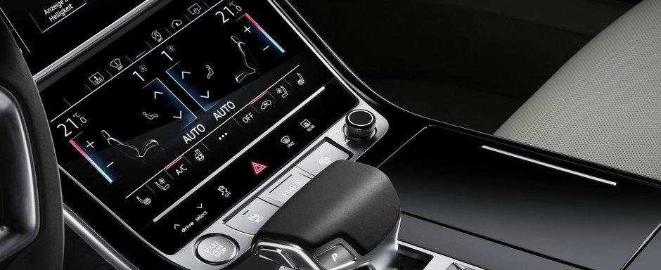Audi tocmai a facut anuntul. Noua limuzina pregatita de nemti va concura cu Mercedes-Maybach