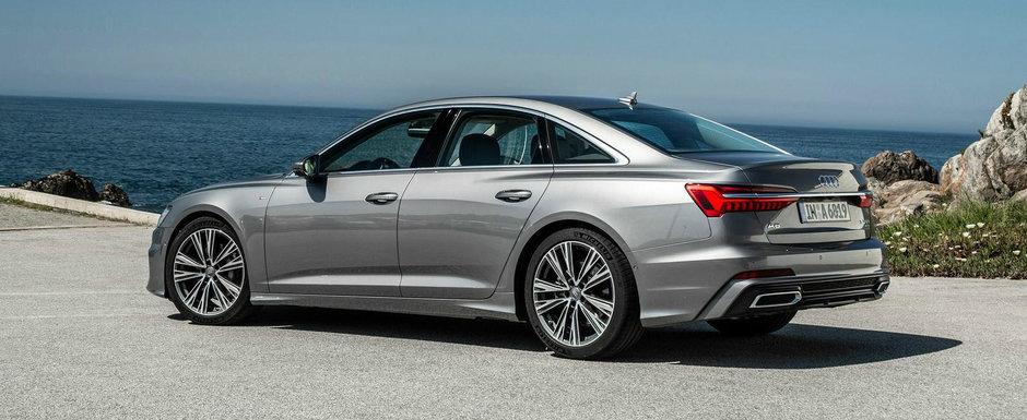 Audi tocmai a ieftinit noul A6 cu mai bine de 4.000 de euro. Uite cat costa acum modelul german in Romania