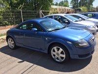 Audi TT 1,8 benzina 2002